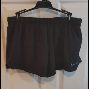 Nike Running Short with Built In Spandex